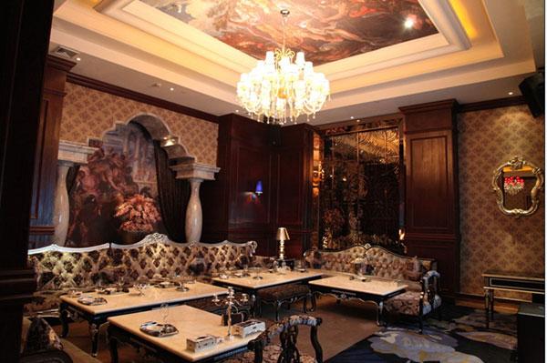 东方魅力ktv所有客制化家具由顶级大师亲手设计